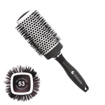 Βούρτσα Hairway 07129 τετράγωνη Φ53