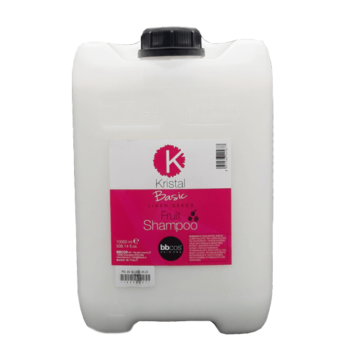 Σαμπουάν BBcos Kristal Basic fruits 10lt