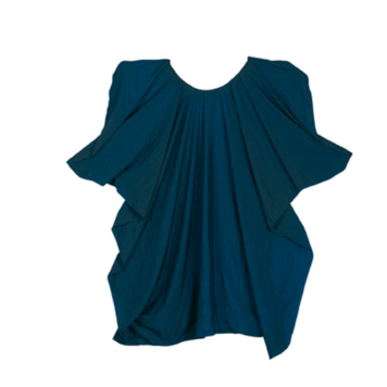 Μπέρτα με σούρα Comair μπλε 3040248