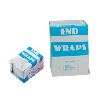 Χαρτάκια περμανάντ Sibel End Wraps