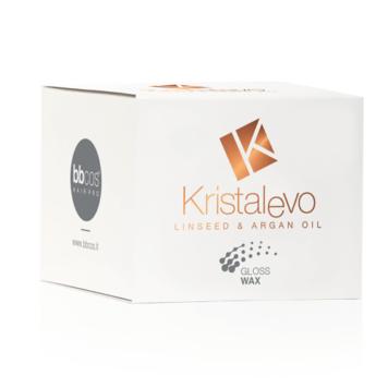 Κερί μαλλιών με gloss εφε Kristal Evo BBCos 100ml