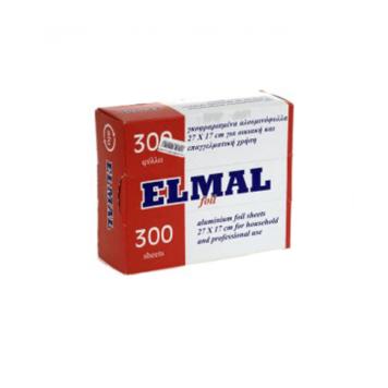Αλουμινόφυλλα για ανταύγειες Elmal 300 φύλλα