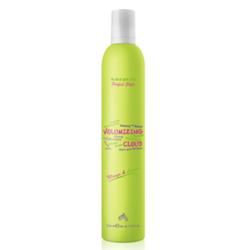 Αφρός όγκου Keratin Perfect Style 500ml BBCos