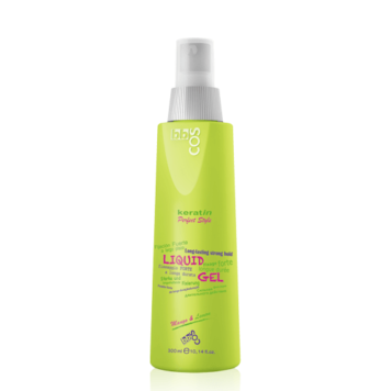 Ζελέ σε σπρέι Keratin Perfect Style BBCos 300ml