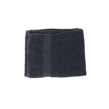 Πετσέτα κομμωτηρίου μαύρη 50x90 Eurostil 02901/50