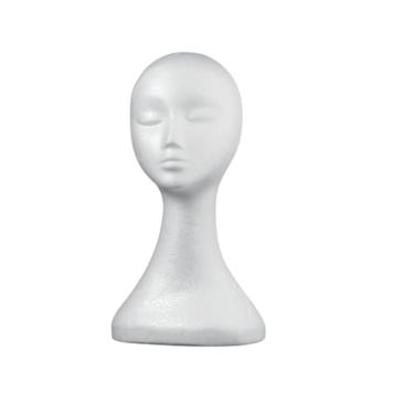 Κεφάλι κούκλας κομμωτηρίου φελιζόλ Comair