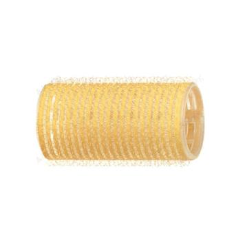Αυτοκόλλητα ρολά μαλλιών 32mm κίτρινα