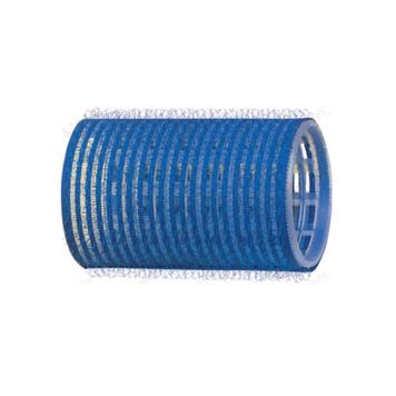 Αυτοκόλλητα ρολά μαλλιών 40mm μπλε