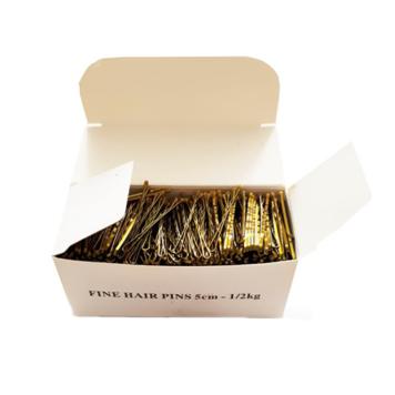 Τσιμπιδάκια Plastel χρυσά 500gr