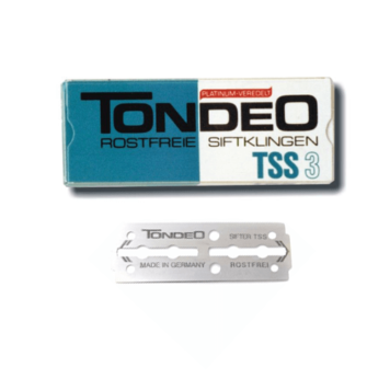 Ξυραφάκια Tondeo TSS3