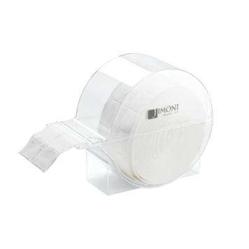 Βαμβάκι pads νυχιών σε ρολλό 1000 τεμάχια Eurostil 06471