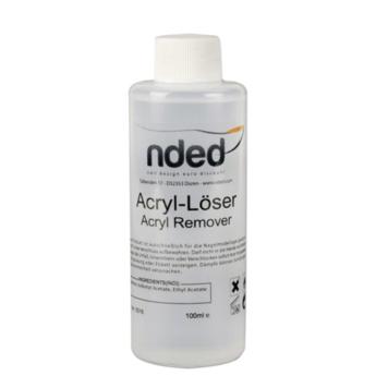 Remover υγρό αφαίρεσης ακρυλικού νυχιών 100ml
