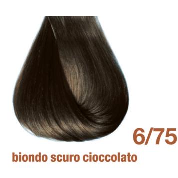BBcos βαφή Innovation 6/75 ξανθό σκούρο σοκολατί ακαζού