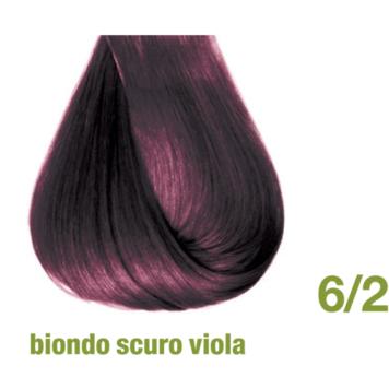 Βαφή χωρίς αμμωνία 6/2 ξανθό σκούρο βιολέ