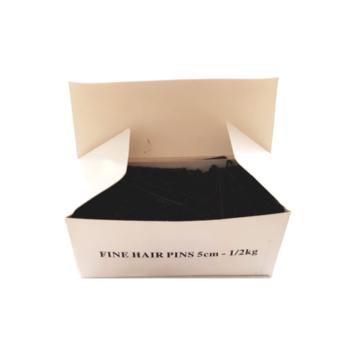 Τσιμπιδάκια Plastel μαύρα 500gr