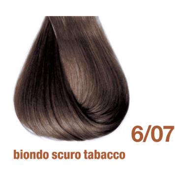 BBcos βαφή Innovation 6/07 ξανθό σκούρο φυσικό ταμπάκο