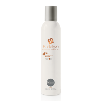 Αφρός Strong look Kristal Evo BBCos 300ml