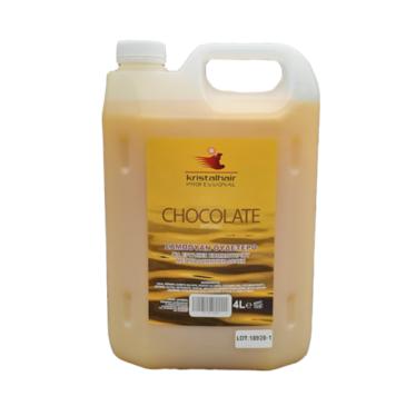 Σαμπουάν με άρωμα σοκολάτας 4lt