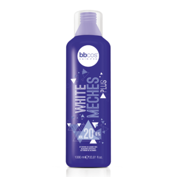 BBcos όξυκρεμ Silver White Meches 20,30,40V 1000ml