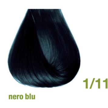 Βαφή χωρίς αμμωνία 1/11 μαύρο μπλε