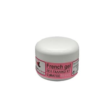 Gel γαλλικού λευκό 15ml