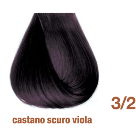 BBcos βαφή Innovation 3/2 καστανό σκούρο βιολέ