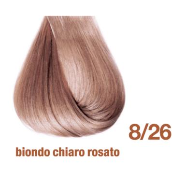 BBcos βαφή Innovation 8/26 ξανθό ανοιχτό ιριζέ ροζέ