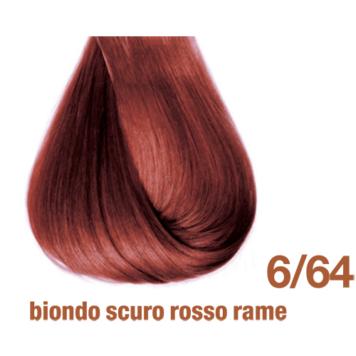 BBcos βαφή Innovation 6/64 ξανθό σκούρο κόκκινο χάλκινο