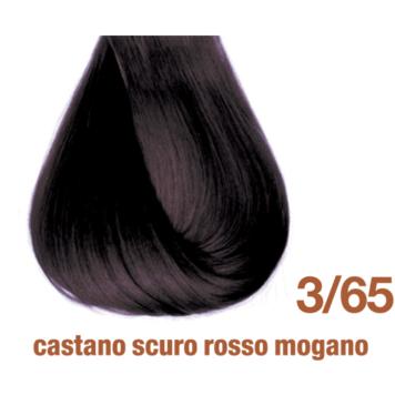 BBcos βαφή Innovation 3/65 καστανό σκούρο κόκκινο ακαζού