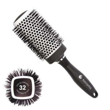 Βούρτσα Hairway 07127 τετράγωνη Φ32