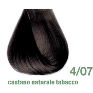Βαφή Pro.Color 4/07 καστανό ταμπάκο φυσικό