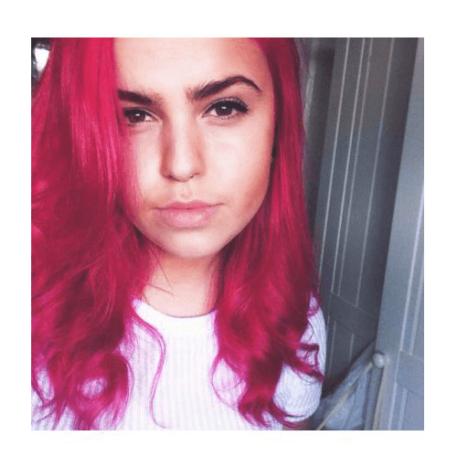 Ημιμόνιμη βαφή μαλλιών Directions Rose Red