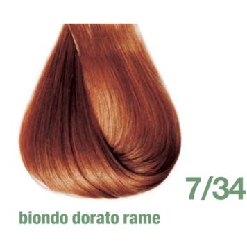 Βαφή Pro.Color 7/34 ξανθό ντορέ χάλκινο