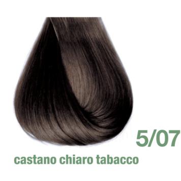 Βαφή Pro.Color 5/07 καστανό ανοιχτό φυσικό ταμπάκο