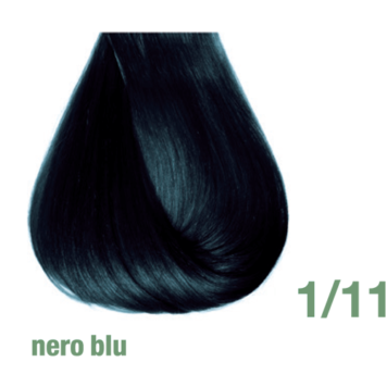 Βαφή Pro.Color 1/11 μάυρο μπλε