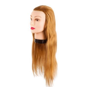 Εκπαιδευτική κούκλα κομμωτικής ξανθιά Pro-H Eurostil 02545