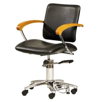 Καρέκλα κομμωτηρίου Hairway Augusta με ρόδες