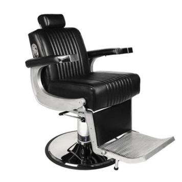Καρέκλα κουρείου Hairway David μαύρο