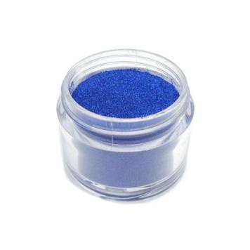 Glitter νυχιών μπλε σε σκόνη