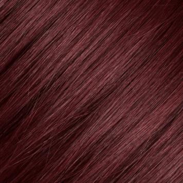 Τρέσα Remy 100% φυσικό μαλλί χρώμα Burg