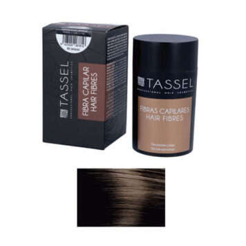 Βαφή μαλλιών πούδρα Tassel σκούρο καστανό