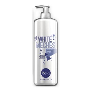 Μάσκα White Meches BBcos για ντεκαπαρισμένα μαλλιά