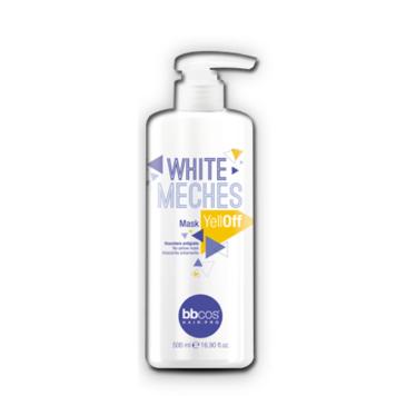 Μάσκα BBcos White Meches YellOff κατά της κιτρινίλας