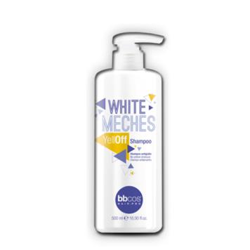 Σαμπουάν BBcos White Meches YellOff κατά της κιτρινίλας