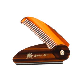 Χτενάκι για μουστάκι και γένια Eurostil 04545