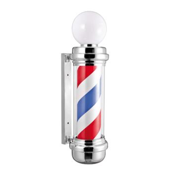Barber pole με σφαίρα Eurostil 04744