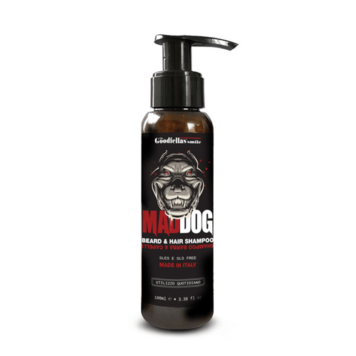 Maddog beard and hair shampoo 100ml