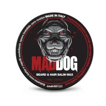 Maddog beard & hair Balm-Wax πάστα γενειάδας & μαλλιών 100ml