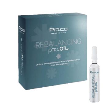 Αμπούλες αναδόμησης Pro.co Rebalancing BBcos 12x10ml