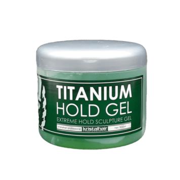 Ζελέ μαλλιών Titanium hold 500ml